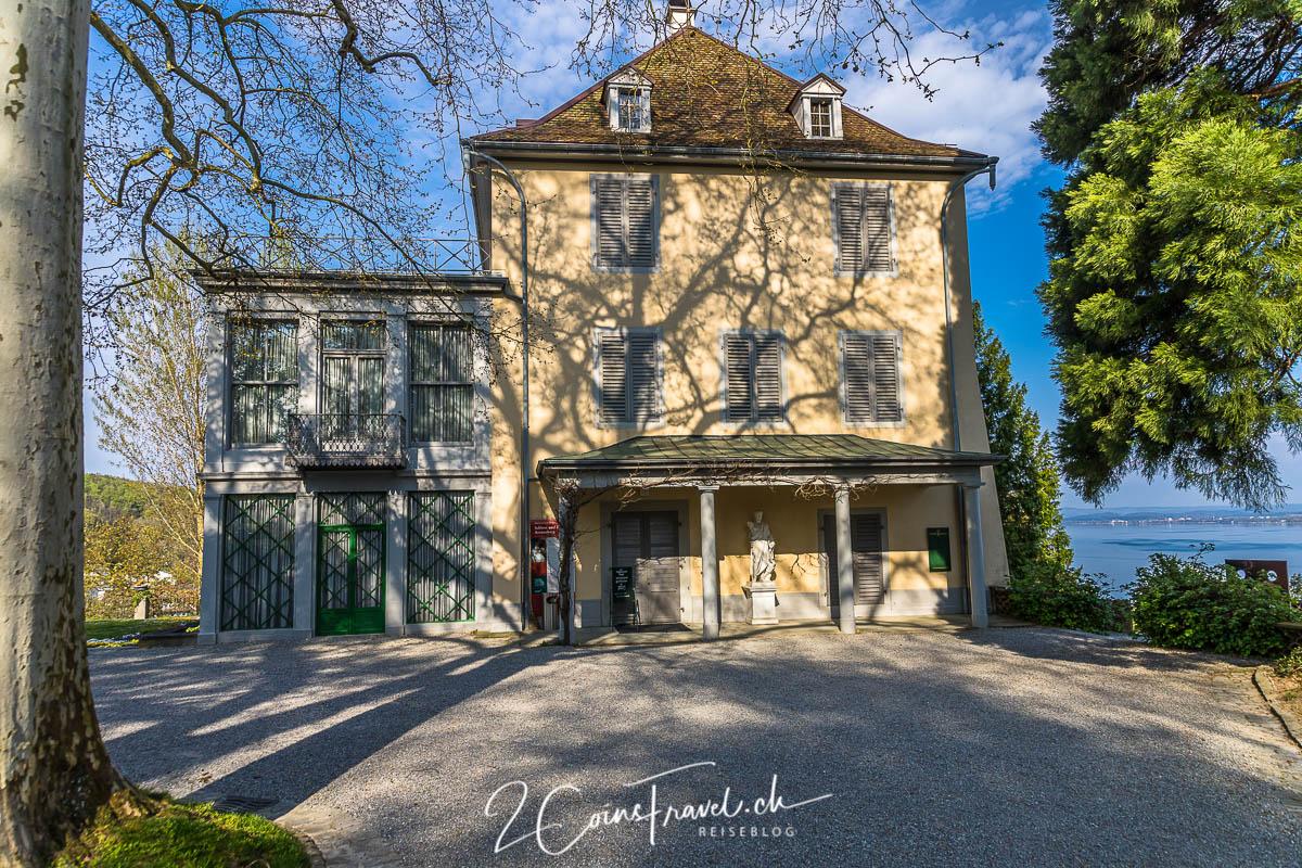 Schloss Arenenberg und Napoleonmuseum: