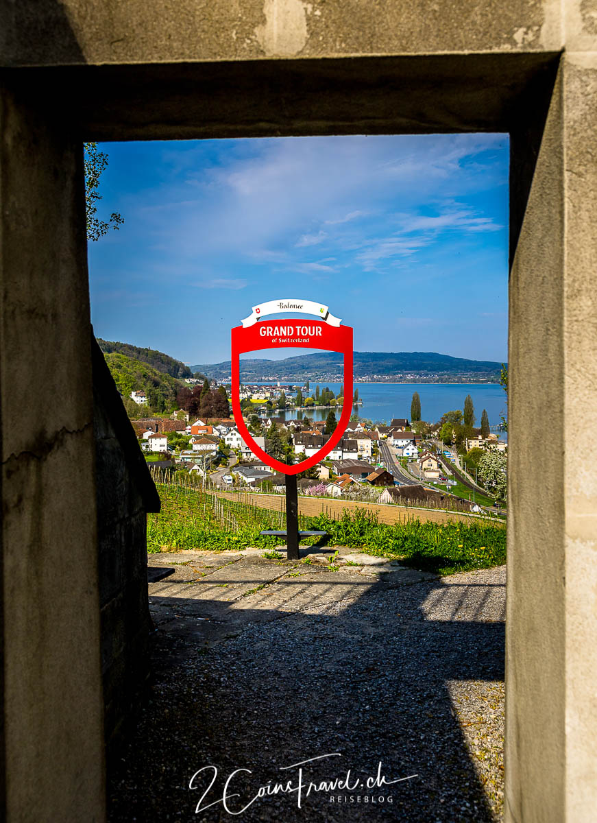 Grand Tour of Switzerland Fotospot Bodensee