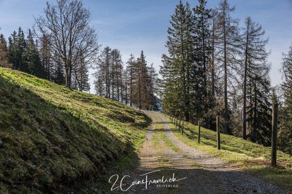 Wanderweg Gaflei