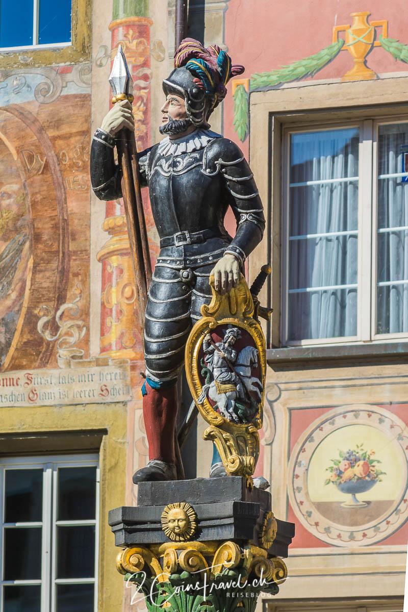 Brunnen von Stein am Rhein