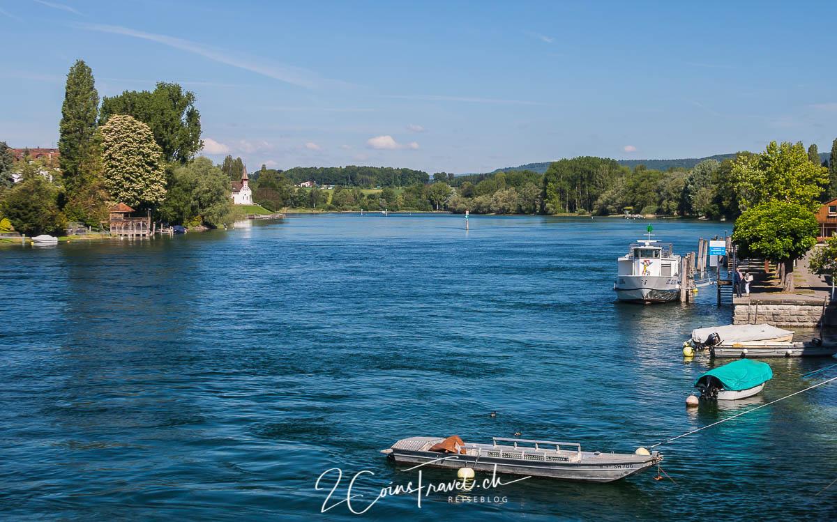 Ufer am Rhein