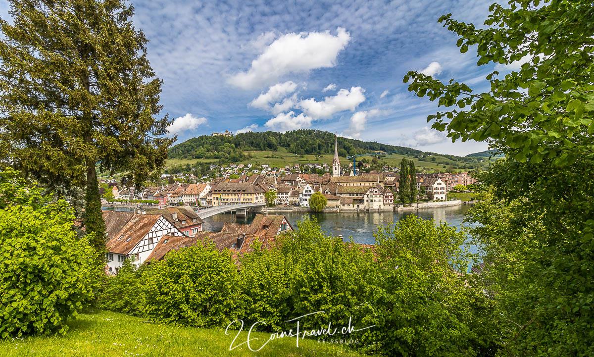 Aussichtspunkt Stein am Rhein
