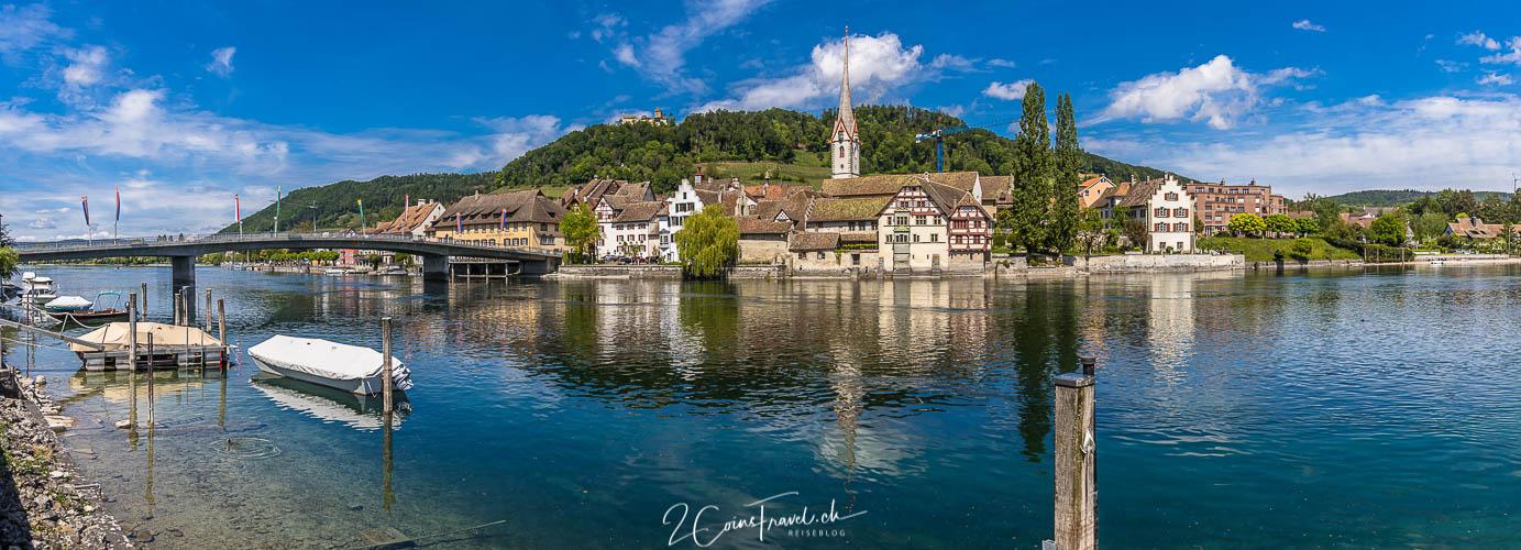 Panorama Stein am Rhein