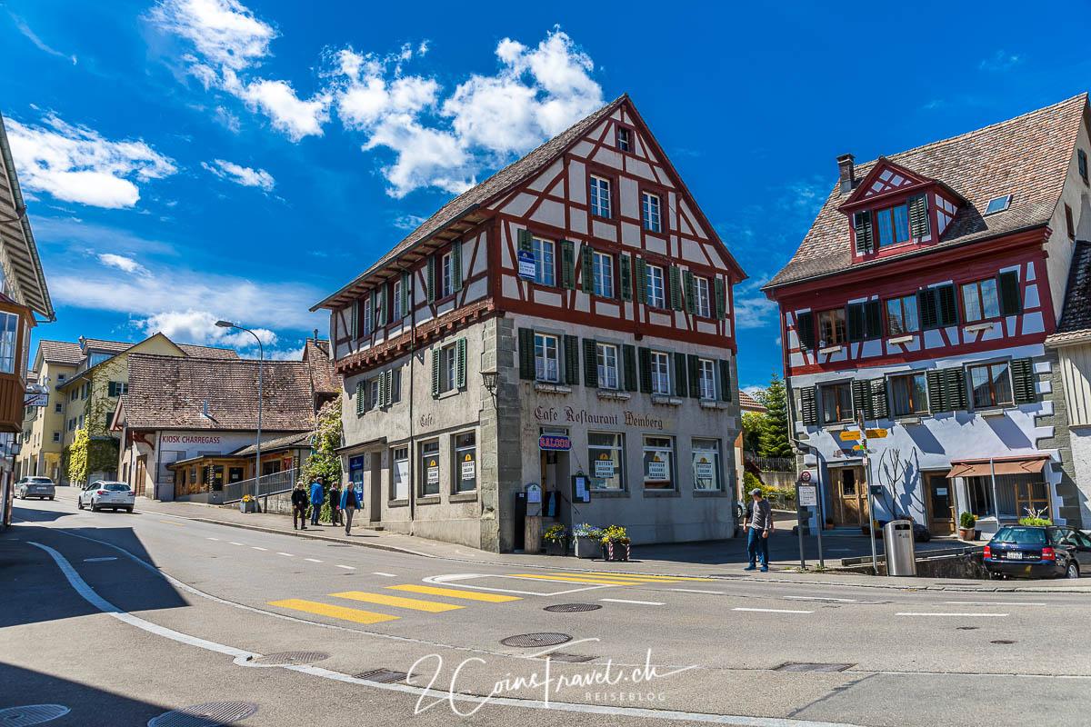 Fachwerkhaus Stein am Rhein