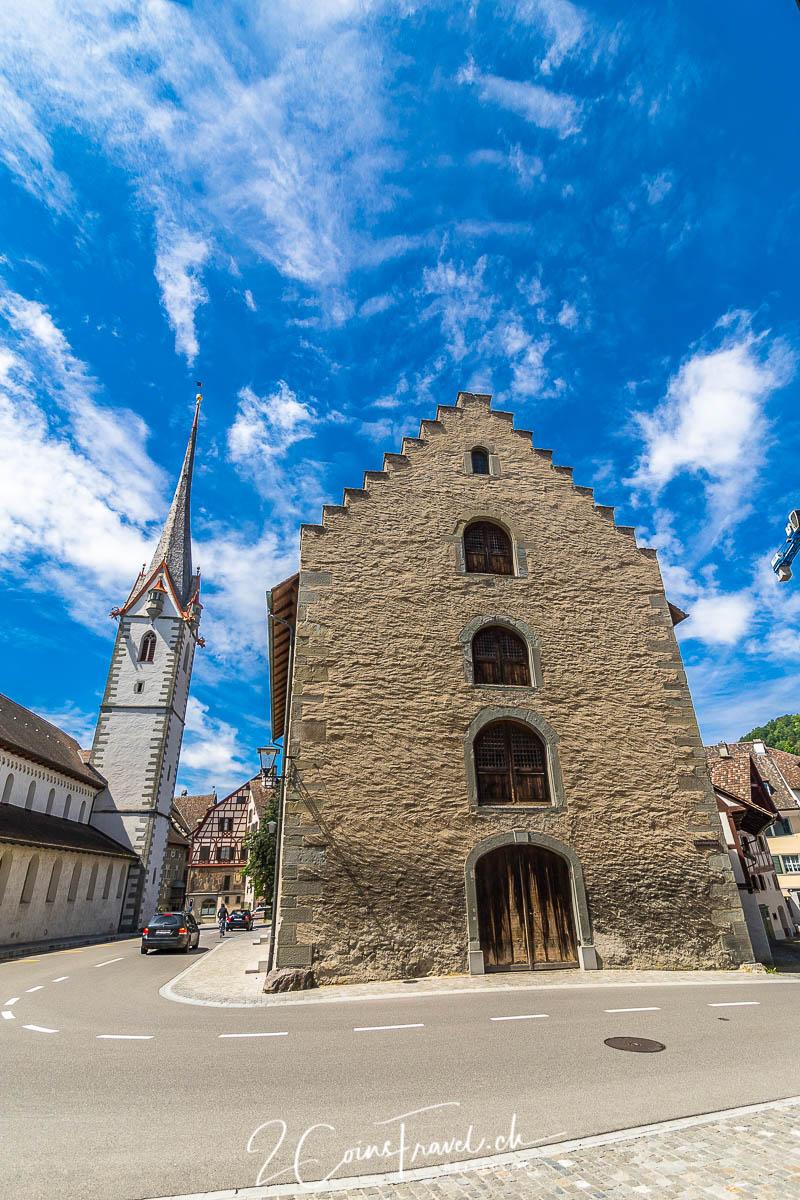 Zeughaus Stein am Rhein
