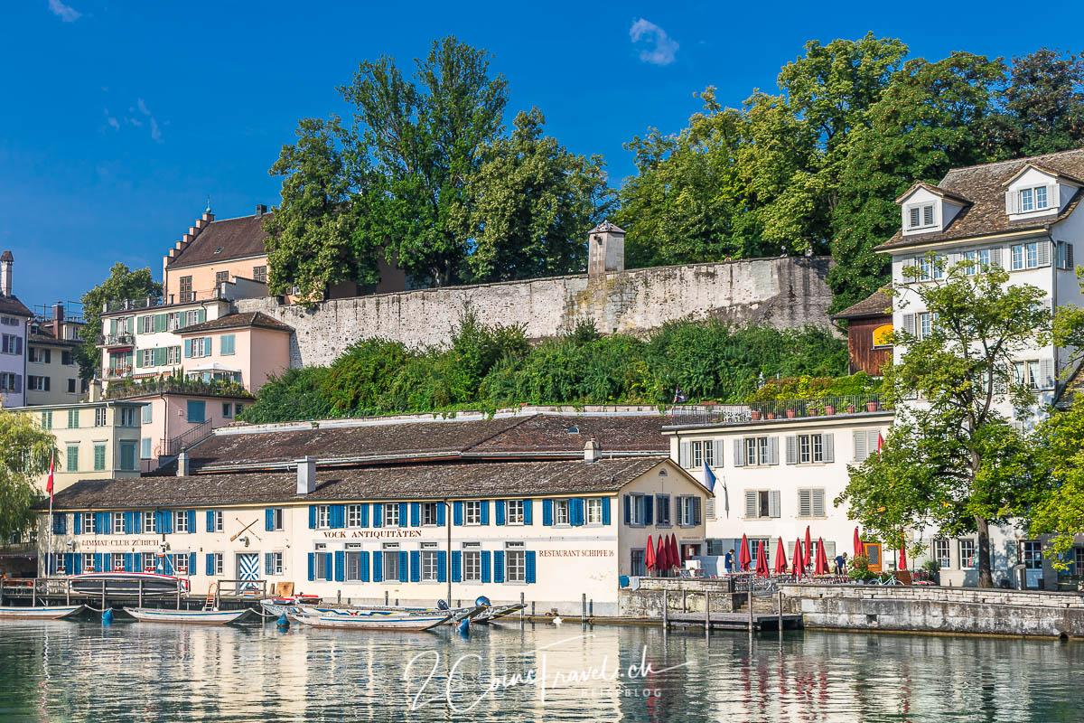 Lindenhof Zürich