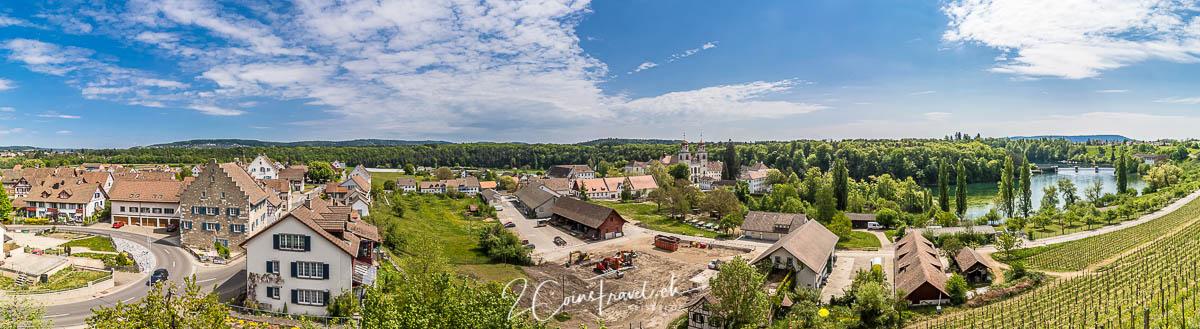 Aussichtspunkt Rheinau