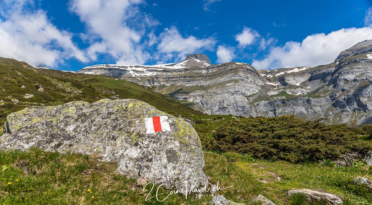 Wanderweg Alp Nova