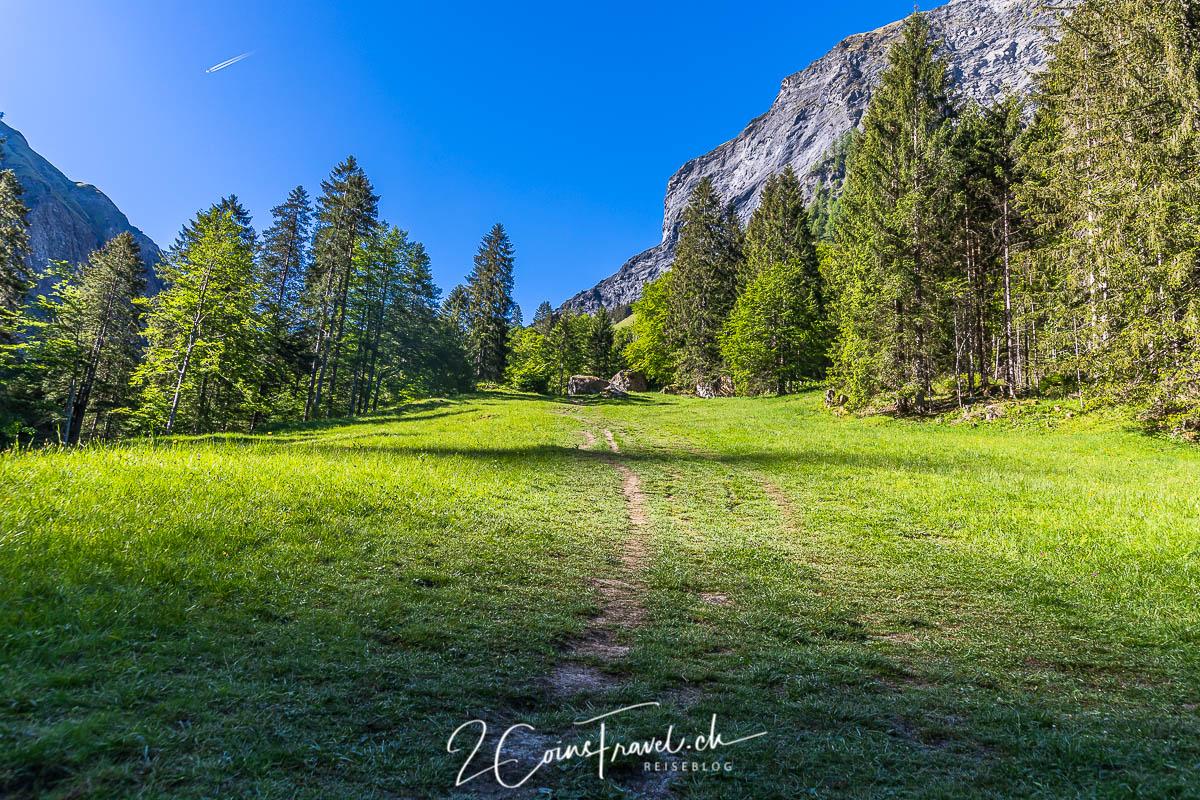 Wanderweg Kraftort