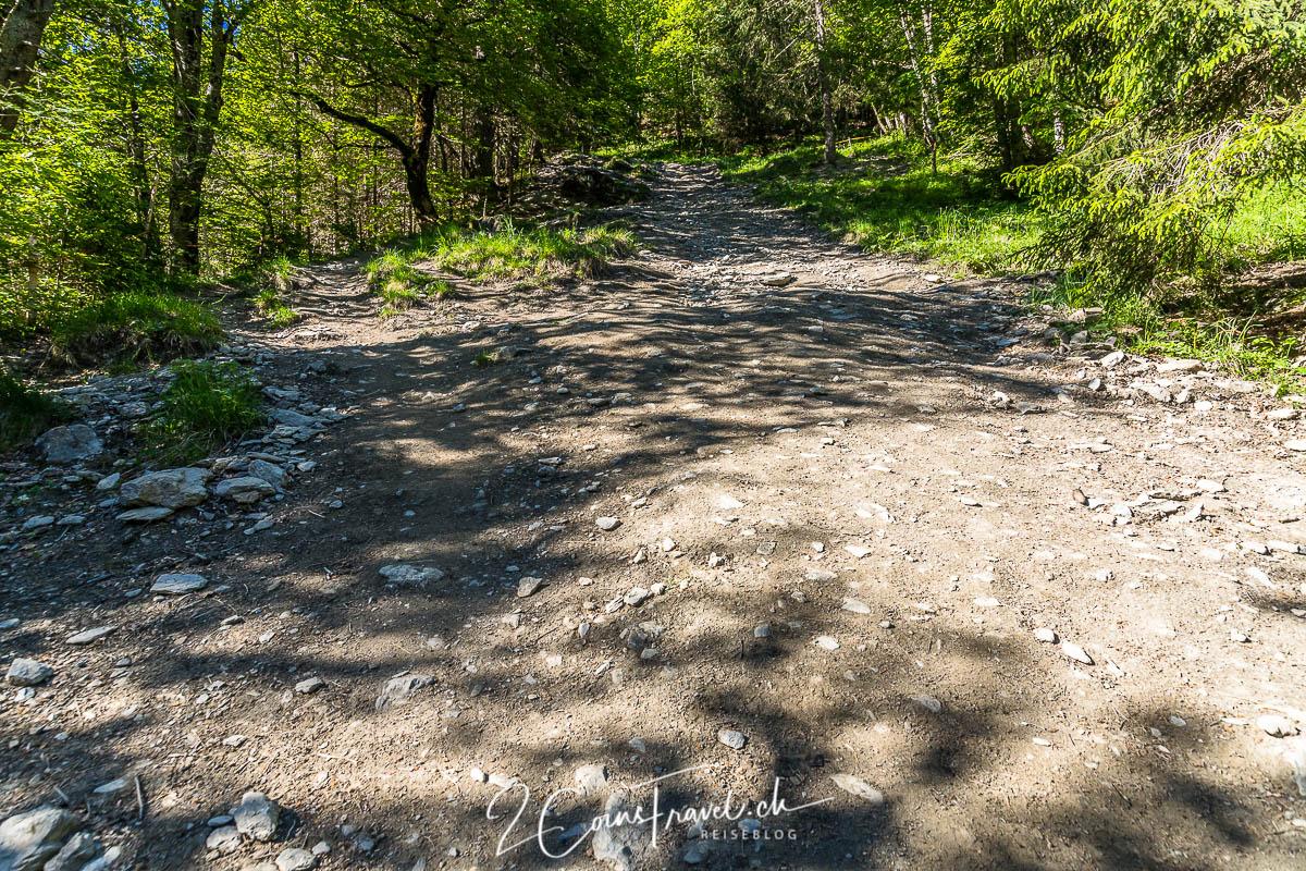 Steilerweg