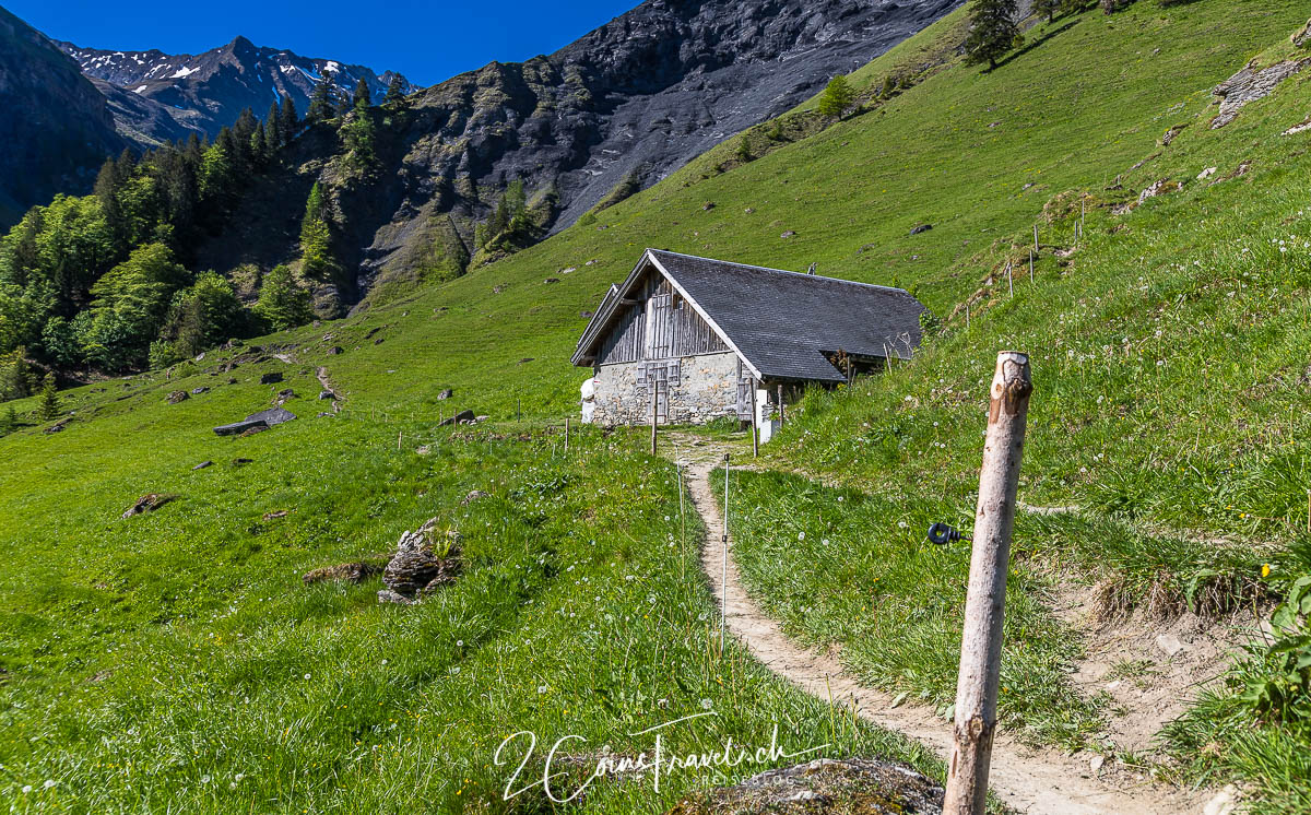Sässli Hütte