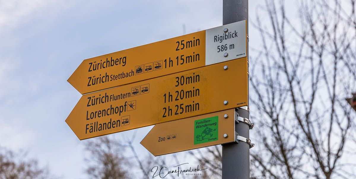 Rigiblick Zürich