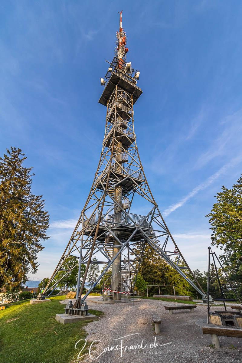 Bachtelturm Bachtel Hinwil