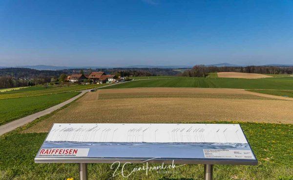 Aussichtspunkt Oberwagenburg