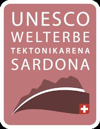 Logo UNESCO Sardona