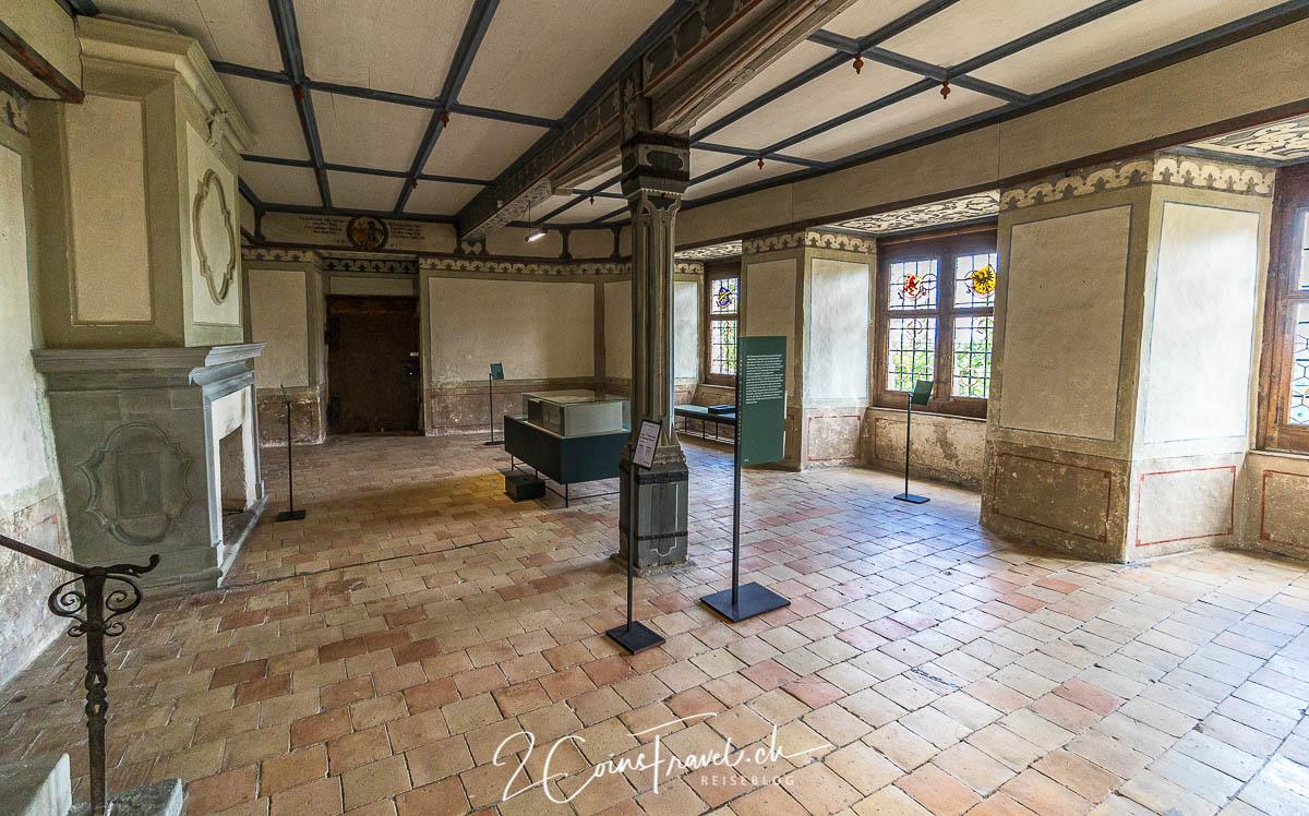 Festsaal Schloss Kyburg