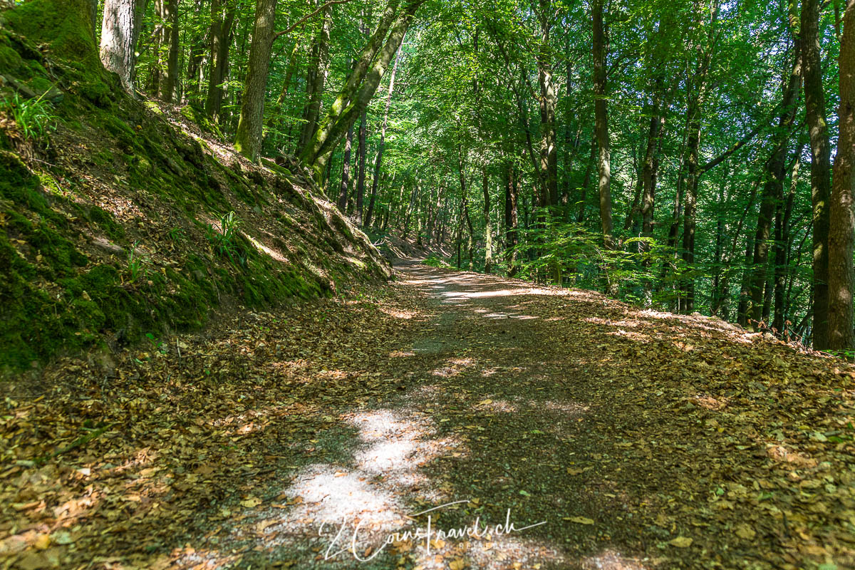 Wanderweg Bockfelshütte