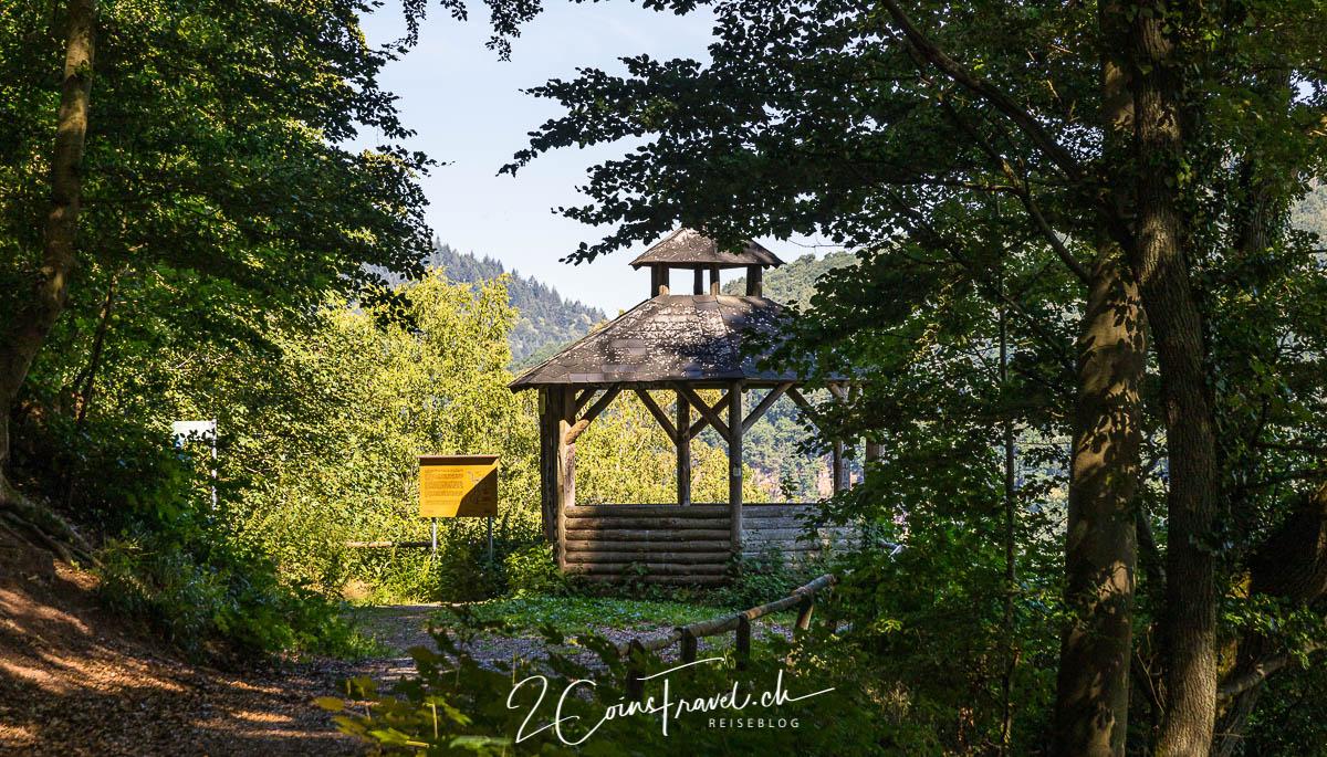 Bockfelsenhütte Neckargemünd