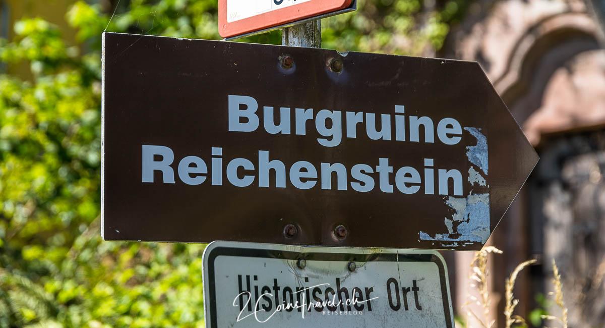 Burgruine Reichenstein