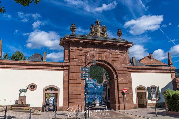 Stadttor Neckargemünd