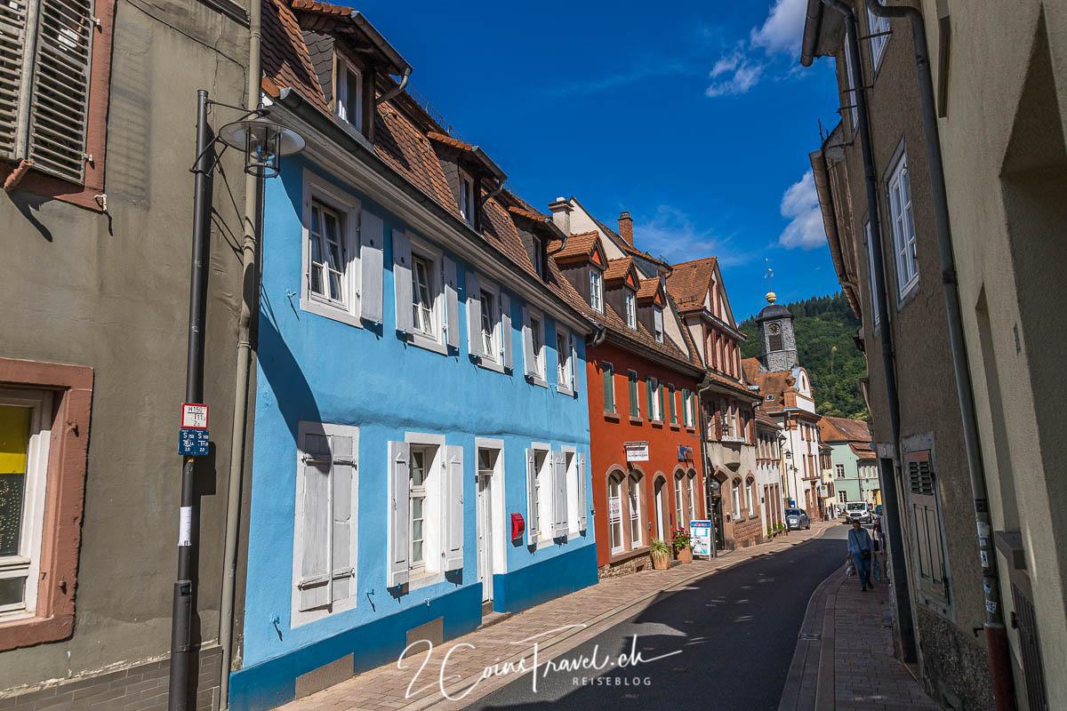 Altstadt Neckargemünd