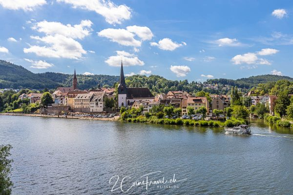 Blick Neckargemünd