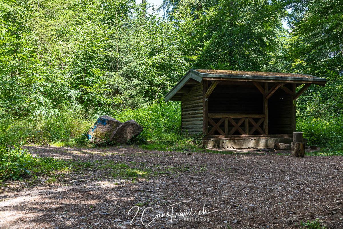 Ruhesteinhütte
