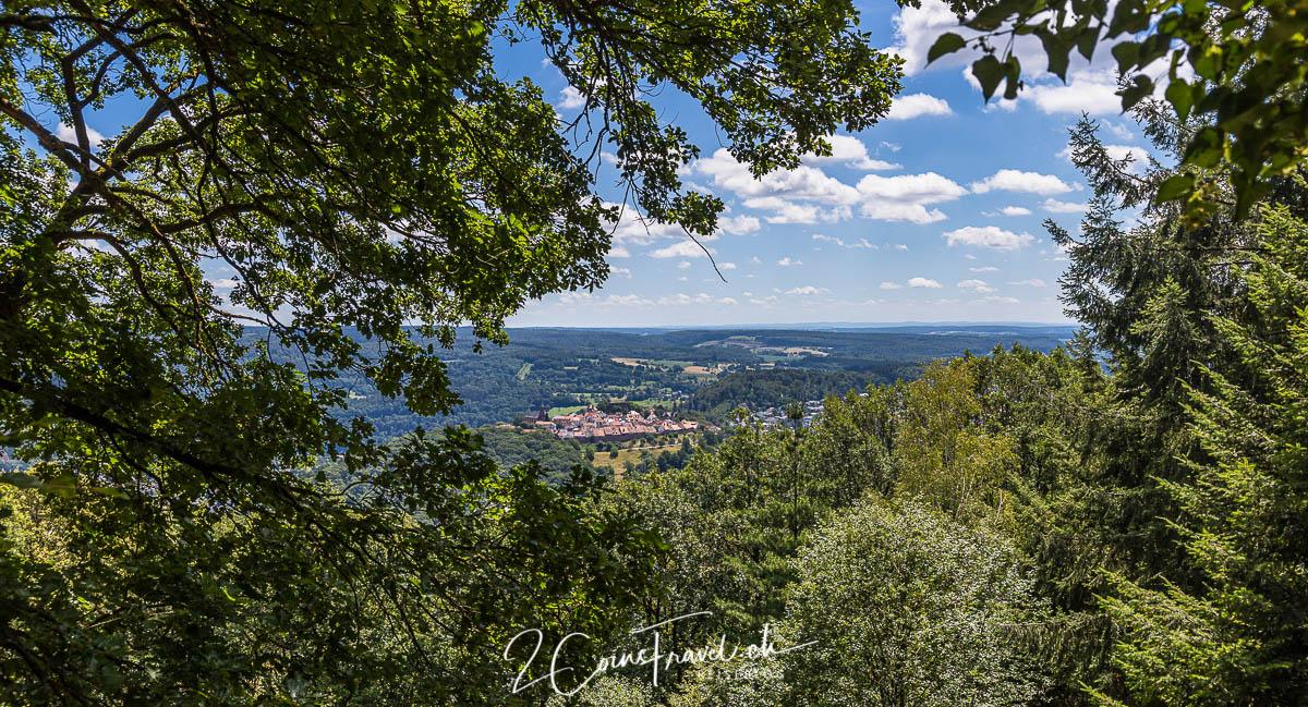 Aussichtspunkt Ochsenkopf