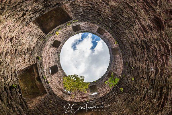 Turm Burg Schadeck