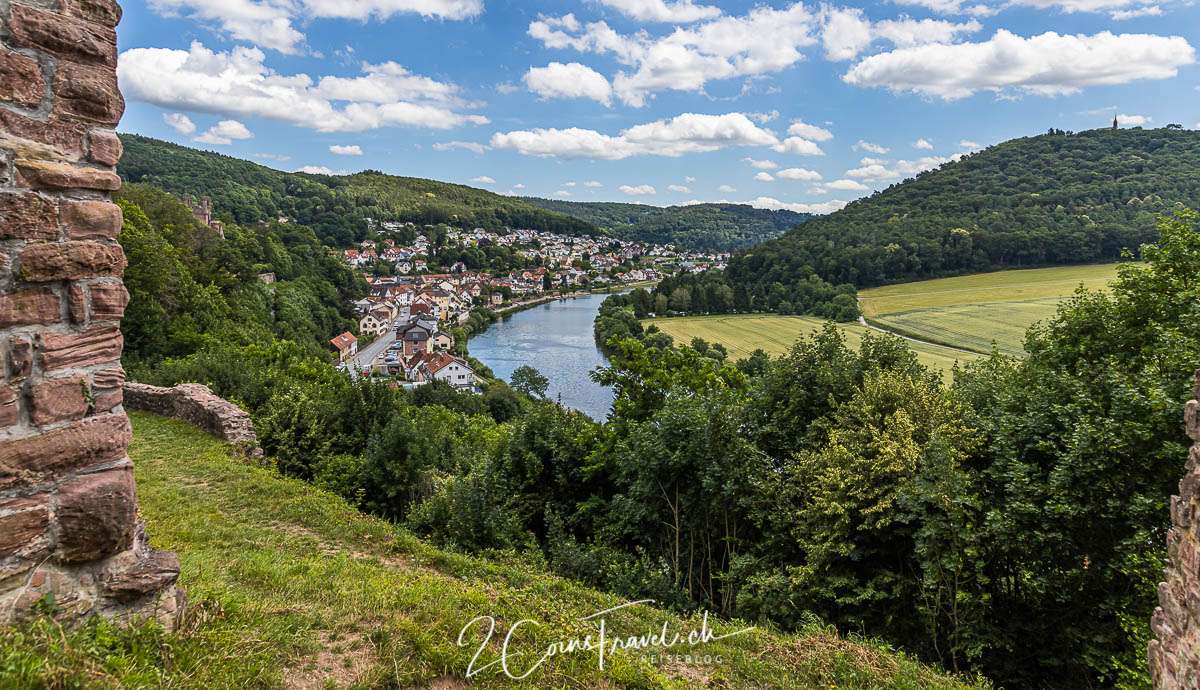 Aussicht Hinterburg