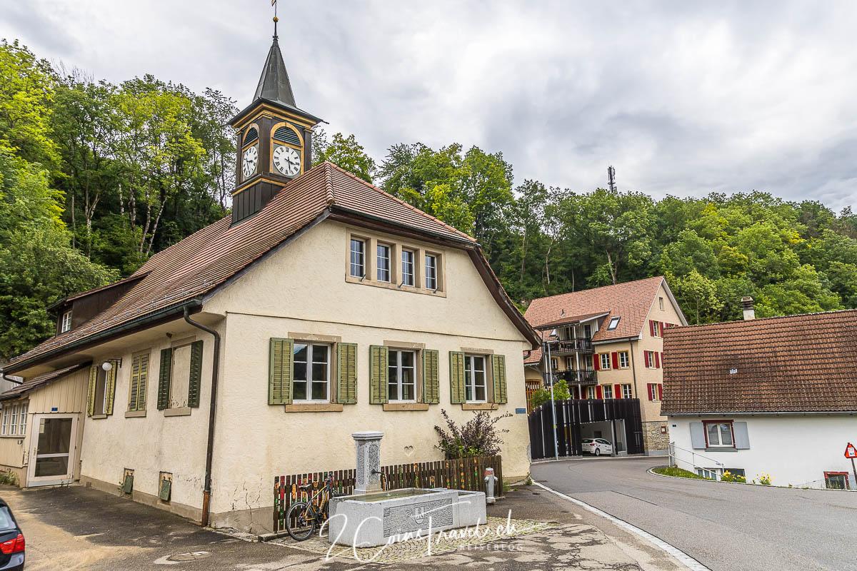 Bargen Kirche