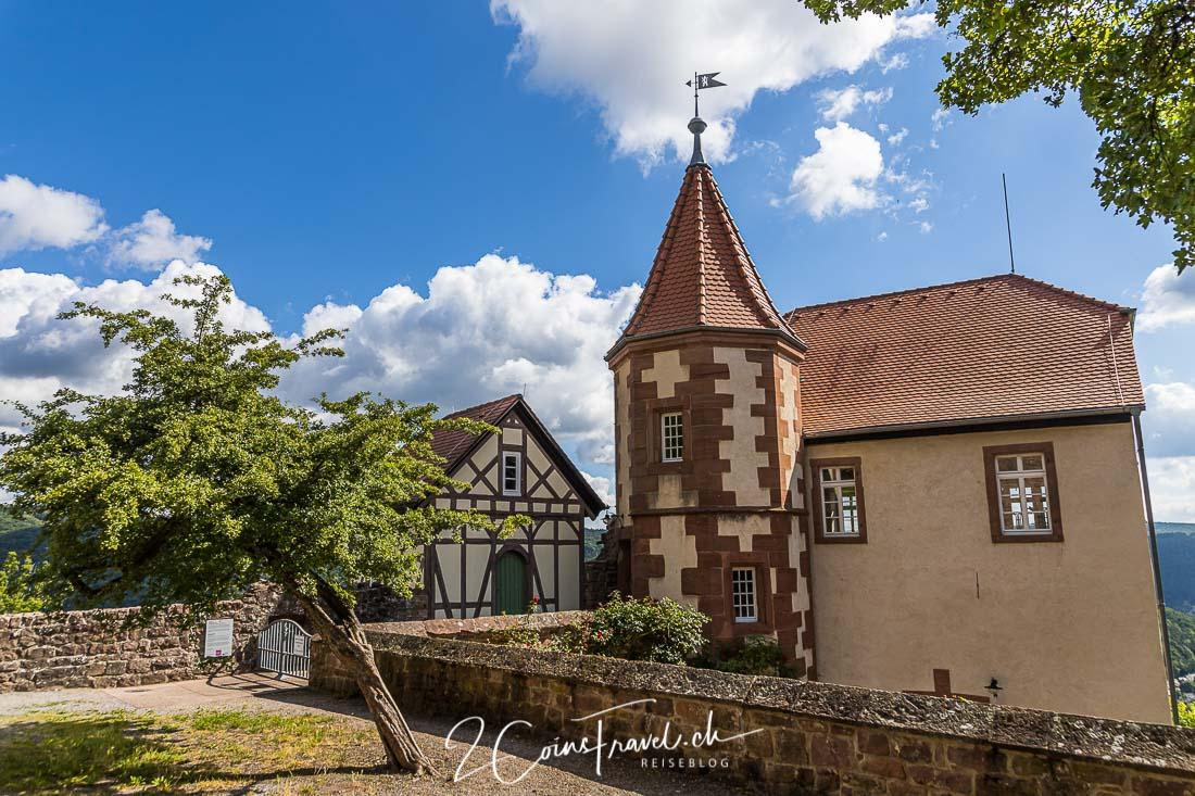 Kommandantenhaus Dilsberg