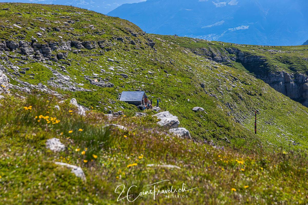 Schäferhütte Hinterrugg