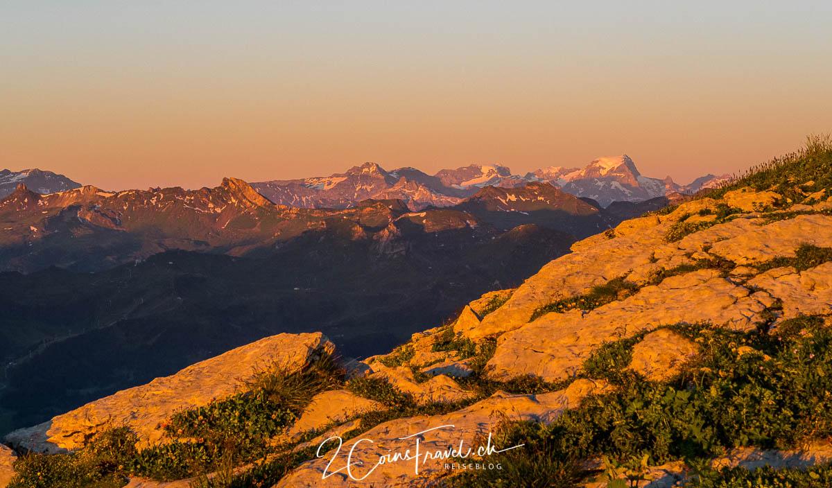 Glarner Alpen Morgen