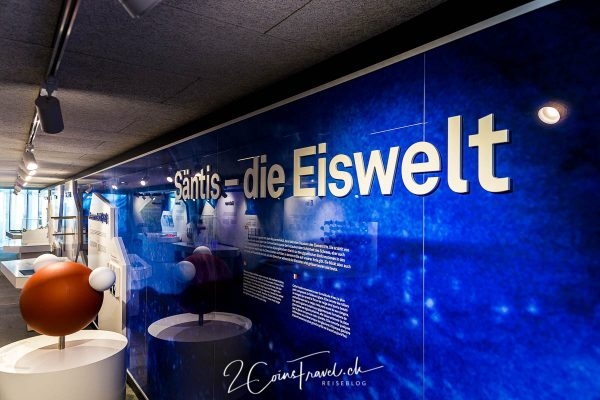 Säntis Eiswelt