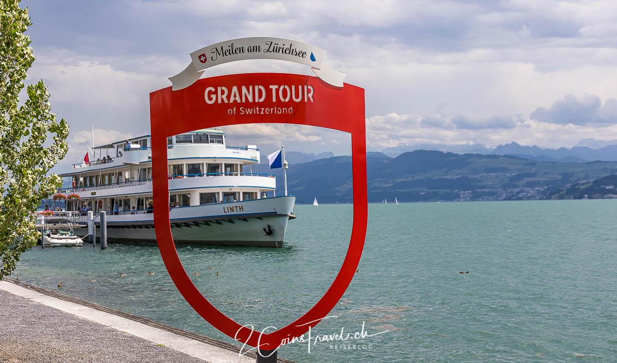 Grand Tour of Switzerland Foto Spot Meilen