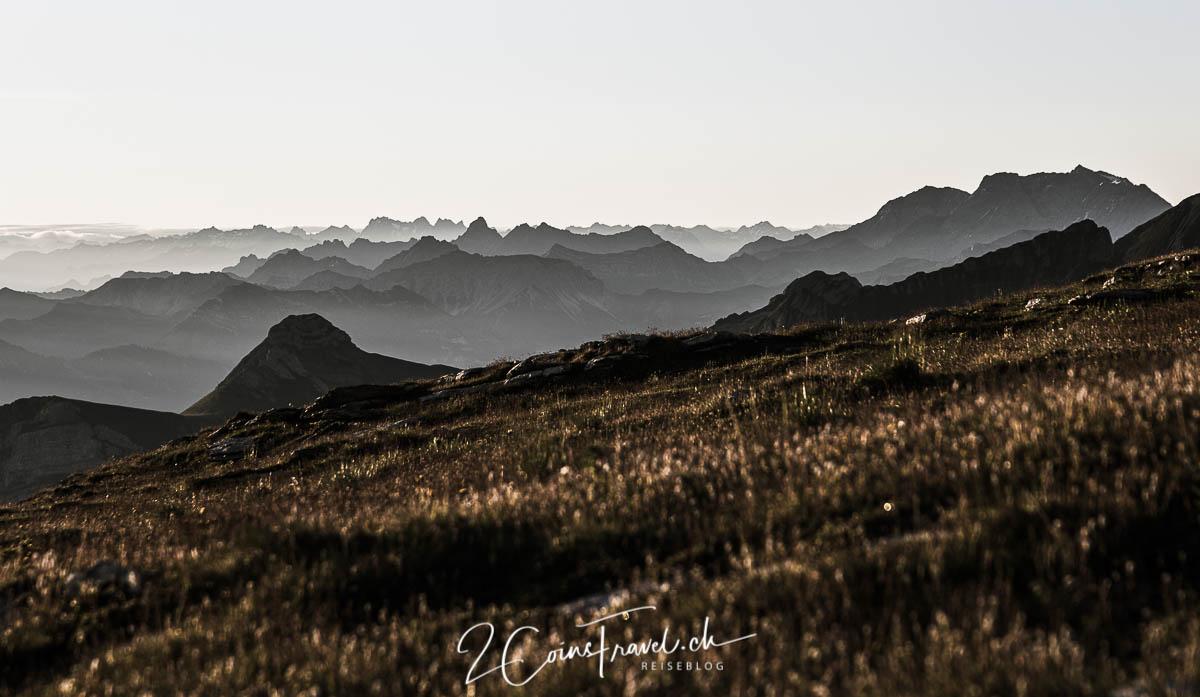 Berg Konturen