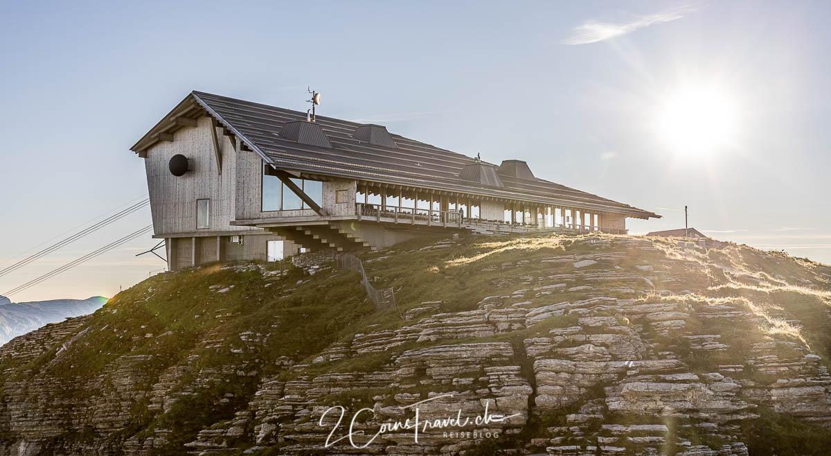 Gipfelrestaurant Chäserrugg
