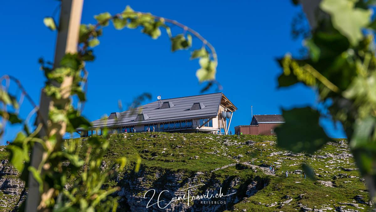Gipfelhaus Chäserrugg