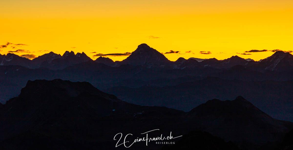 Sonnenaufgang Piz Linard