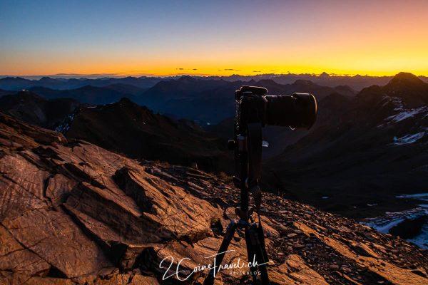 Kamera Morgenstimmung