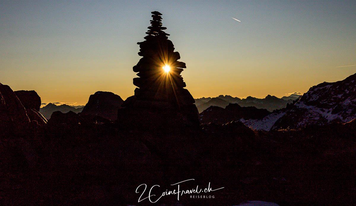 Steinmann Sonnenaufgang