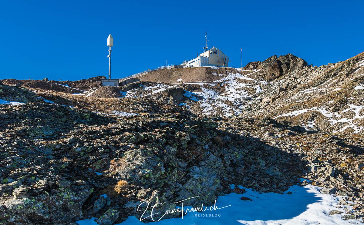 Bergstation Rothorngipfel