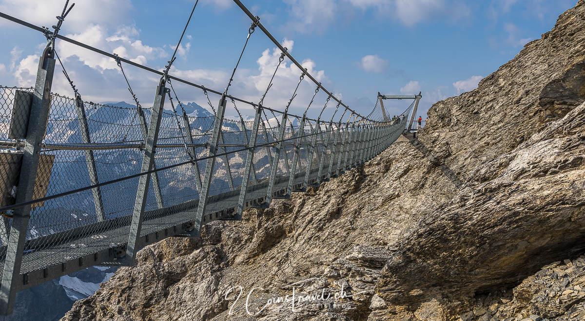 Cliff Walk Titlis