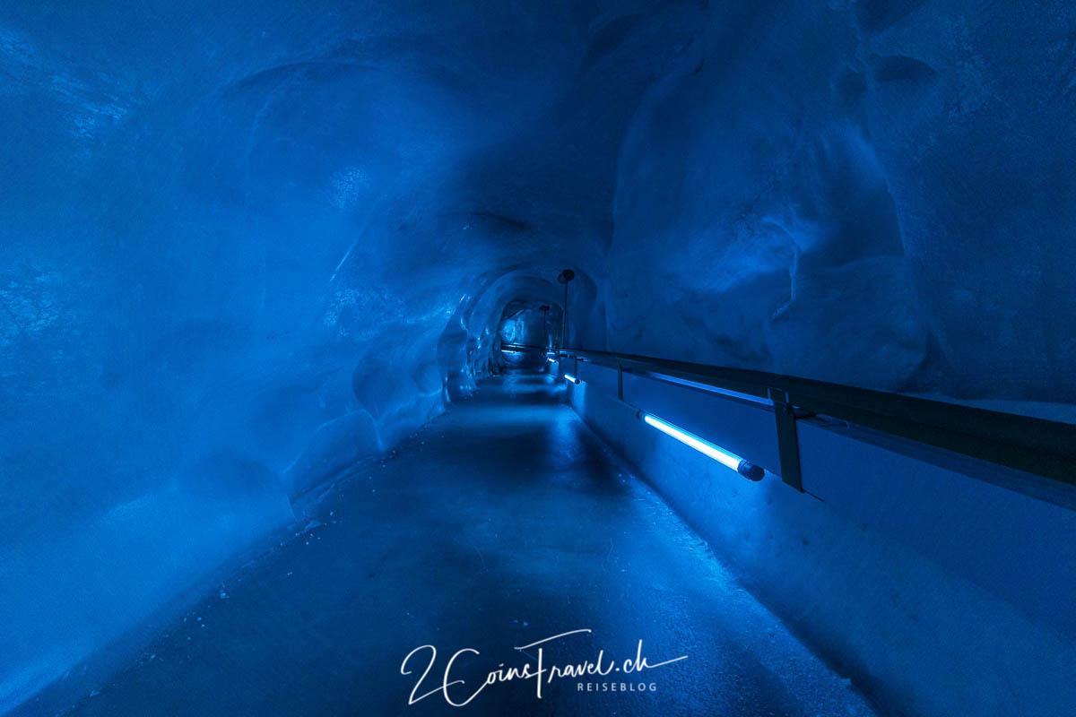 Glacier Cave Titlis