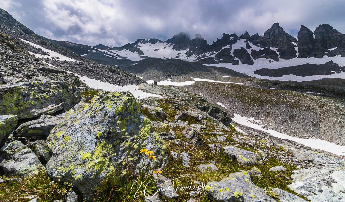 Pizol Gletscher