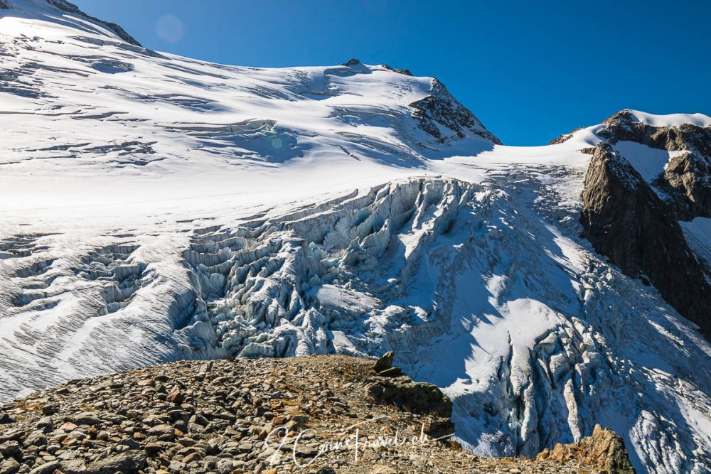 Gletscher Wanderungen
