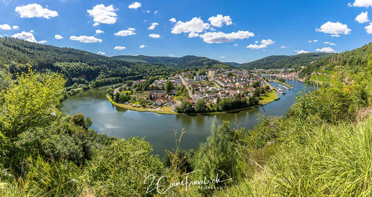 Neckarschleife Hirschhorn
