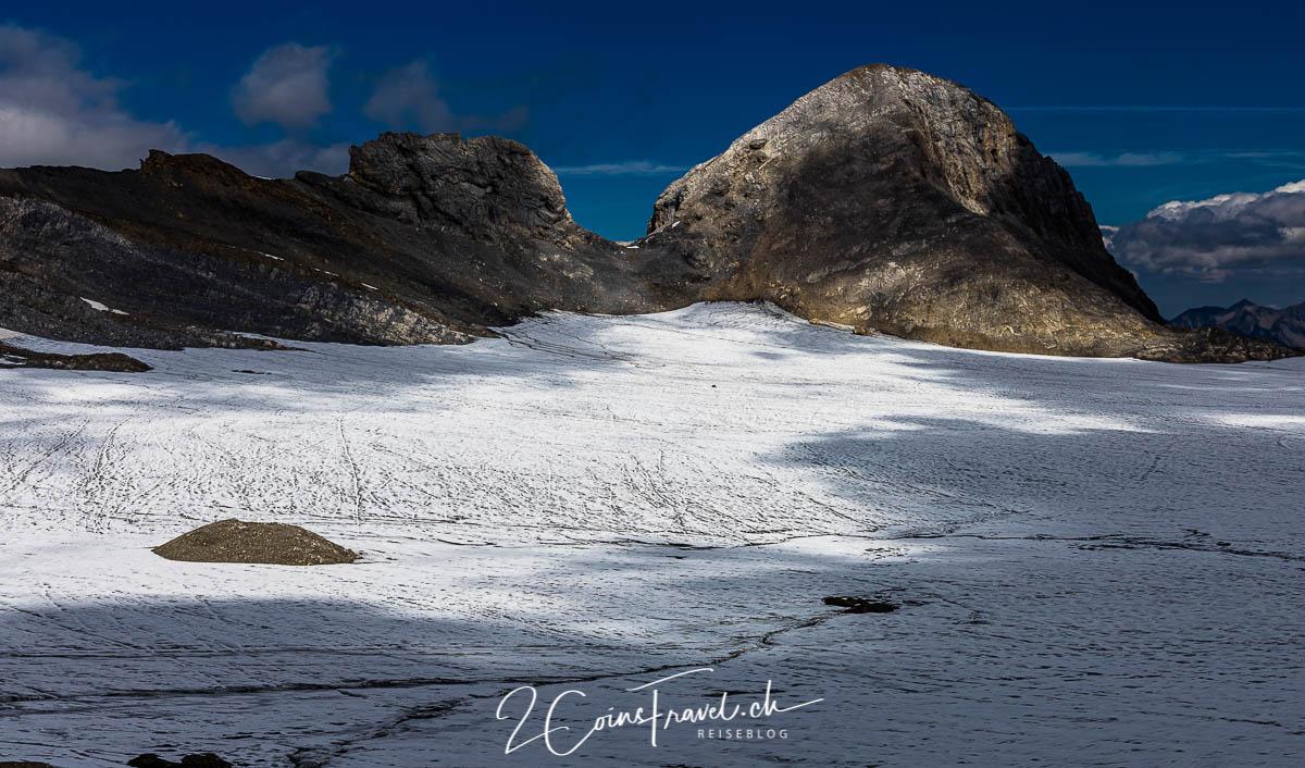 Gletscheroberfläche