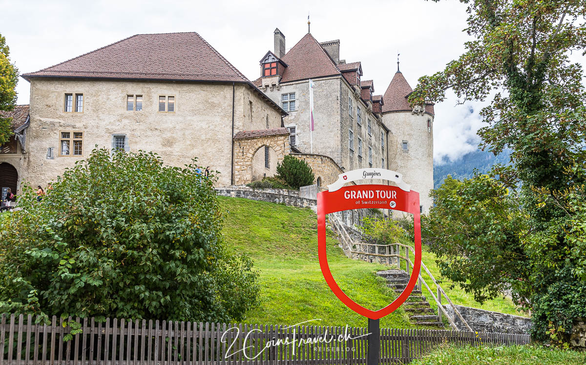 Grand Tour of Switzerland Gruyères